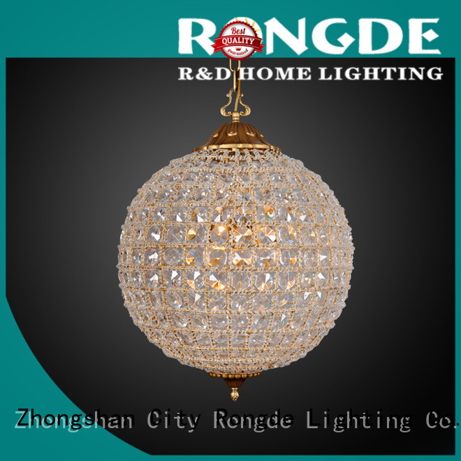 Rongde Latest chandelier lamp Suppliers