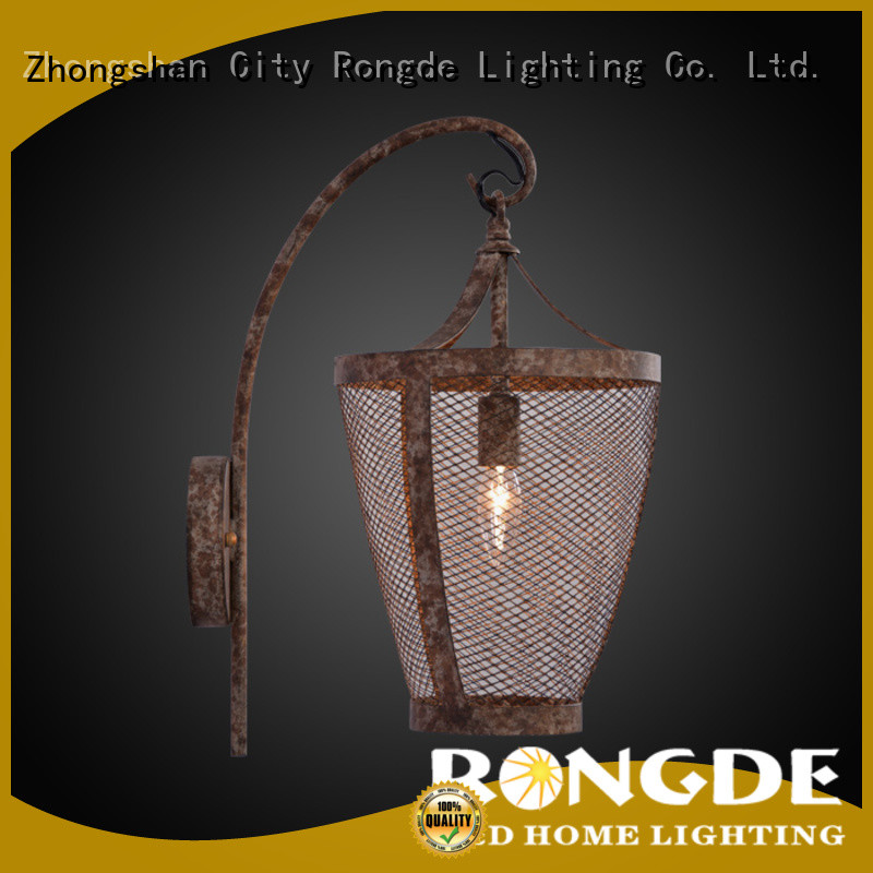 Rongde New wall hanging lamps manufacturers