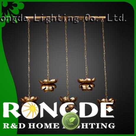 Rongde New pendant lighting manufacturers