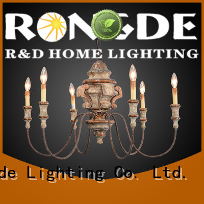 Rongde chandelier light Suppliers