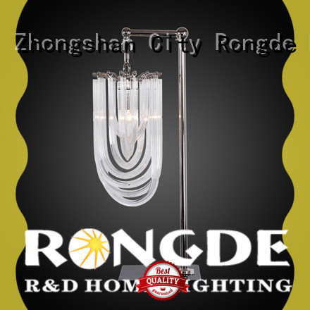 Rongde High-quality rust table lamp company
