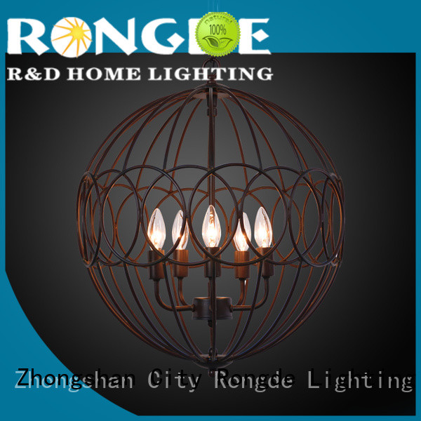 Rongde High-quality large chandeliers company