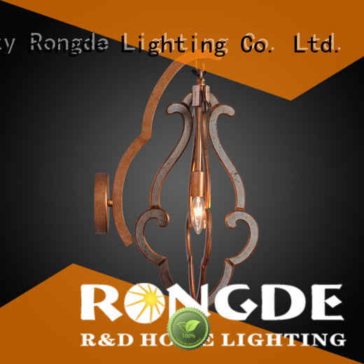 Rongde Custom wall hanging lights company