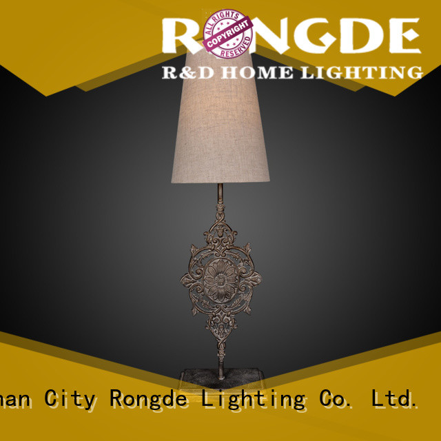 Rongde Best table lamp manufacturers