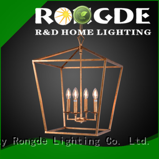 Rongde large chandeliers for business
