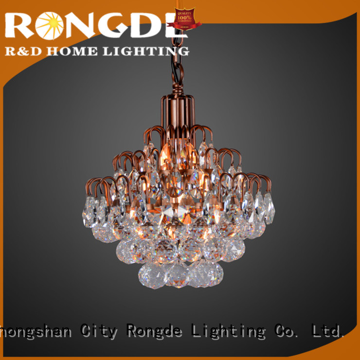 Rongde Latest iron pendant light for business