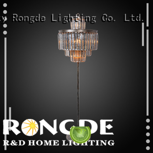Rongde Latest standing lamp Supply