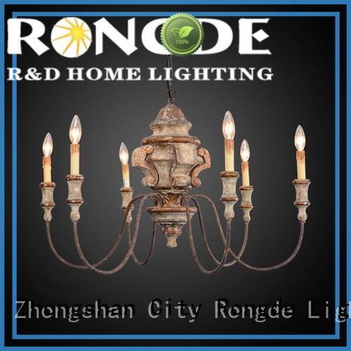 Rongde Latest chandelier light Suppliers