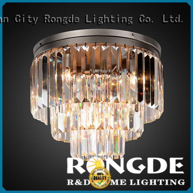 Rongde Latest hanging lights factory