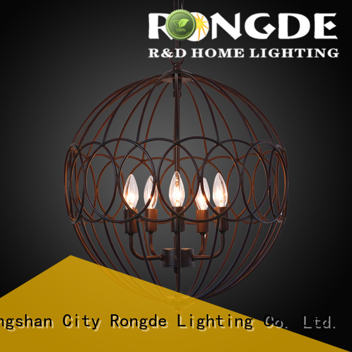 Rongde crystal chandelier Supply