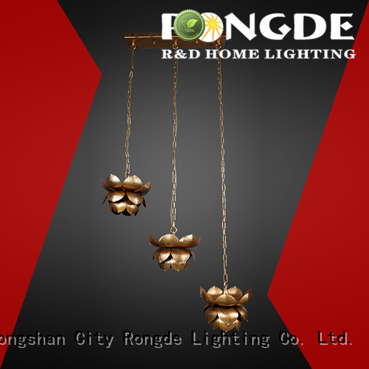 Rongde ceiling lights for business