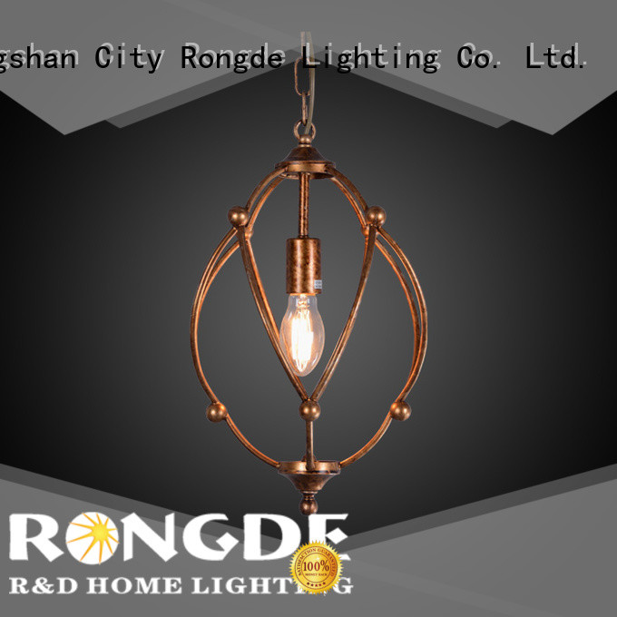 Rongde wrought iron chandeliers Supply
